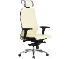 Кресло Samurai K-3.03 кожа, бежевый