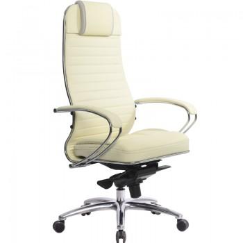 Кресло Samurai KL-1.03 кожа, бежевый - оптово-розничная продажа
