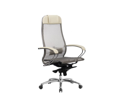 Кресло Samurai S-1.04 сетка, бежевый
