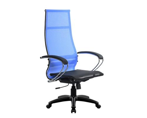 Кресло Samurai Ultra SK-1-BK 7 PL синий, сетка