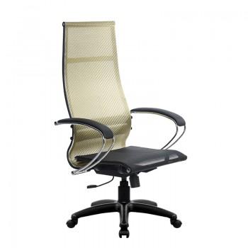Кресло Samurai Ultra SK-1-BK 7 PL золотистый, сетка - оптово-розничная продажа