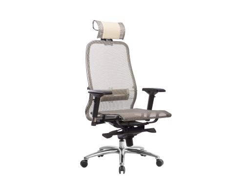 Кресло Samurai S-3.04 сетка, бежевый