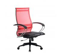 Кресло Samurai Ultra SK-2-BK 9 PL-2 красный, сетка