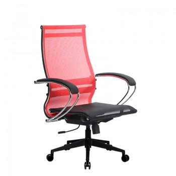 Кресло Samurai Ultra SK-2-BK 9 PL-2 красный, сетка - оптово-розничная продажа