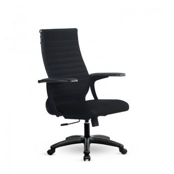 Кресло Samurai Ultra SK-2-BP 20 PL черный, ткань - оптово-розничная продажа