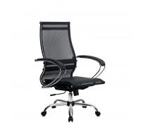 Кресло Samurai Ultra SK-2-BK 9 CH черный, сетка
