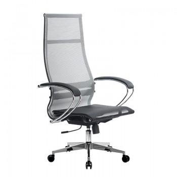 Кресло Samurai Ultra SK-1-BK 7 CH-2 серый, сетка - оптово-розничная продажа