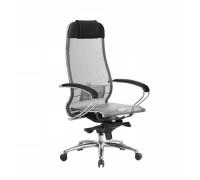 Кресло Samurai S-1.04 сетка, серый