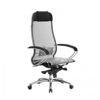 Кресло Samurai S-1.04 сетка, серый - оптово-розничная продажа