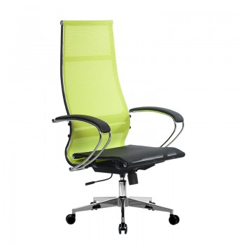 Кресло Samurai Ultra SK-1-BK 7 CH-2 желтый, сетка - оптово-розничная продажа