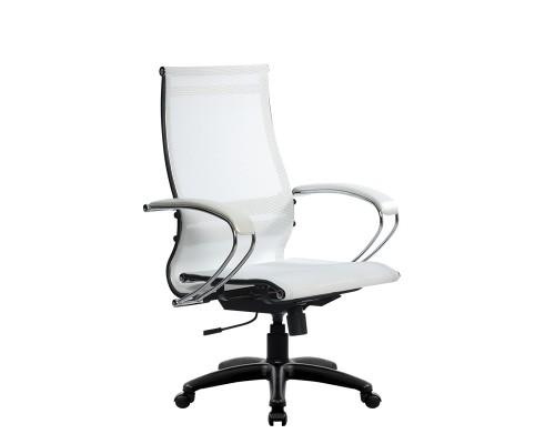 Кресло Samurai Ultra SK-2-BK 9 PL белый, сетка