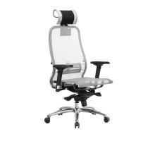 Кресло Samurai S-3.04 сетка, серый