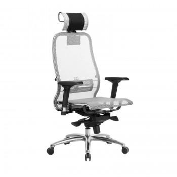 Кресло Samurai S-3.04 сетка, серый - оптово-розничная продажа