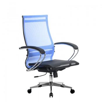 Кресло Samurai Ultra SK-2-BK 9 CH-2 синий, сетка - оптово-розничная продажа