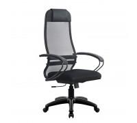 Кресло Samurai Ultra SU-1-BP 11 черный, сетка/ткань, крестовина пластик Pl