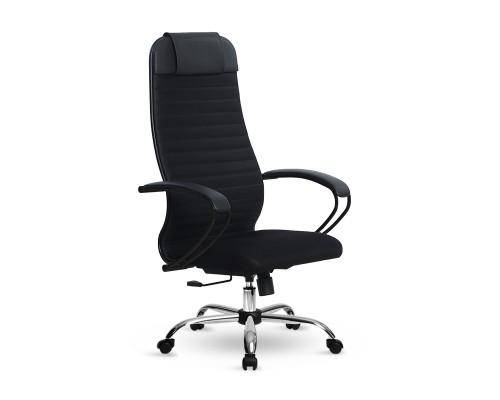 Кресло Samurai Ultra SU-1-BP 21 CH черный, ткань