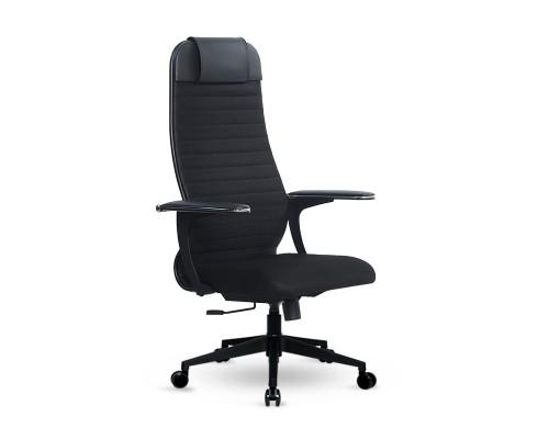 Кресло Samurai Ultra SU-1-BP 22 PL-2 черный, ткань