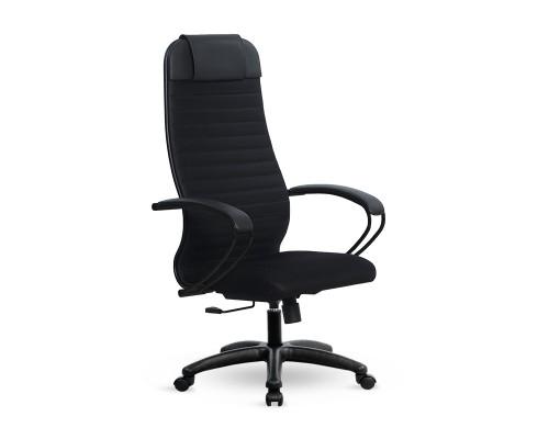 Кресло Samurai Ultra SU-1-BP 21 PL черный, ткань