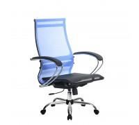 Кресло Samurai Ultra SK-2-BK 9 CH синий, сетка