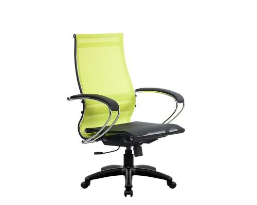Кресло Samurai Ultra SK-2-BK 9 PL желтый, сетка