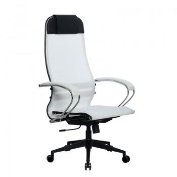Кресло Samurai Ultra SU-1-BK 4 PL-2 белый, сетка - оптово-розничная продажа
