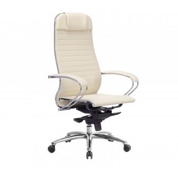 Кресло Samurai K-1.04 кожа, бежевый - оптово-розничная продажа