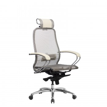 Кресло Samurai S-2.04 сетка, бежевый - оптово-розничная продажа