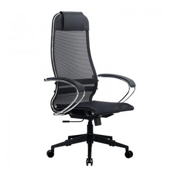 Кресло Samurai Ultra SU-1-BK 12 PL-2 черный, сетка - оптово-розничная продажа