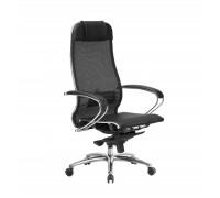 Кресло Samurai S-1.04 сетка, черный ПЛЮС