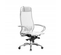 Кресло Samurai S-1.04 сетка, белый лебедь