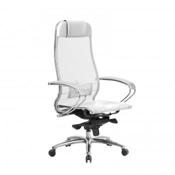Кресло Samurai S-1.04 сетка, белый лебедь - оптово-розничная продажа