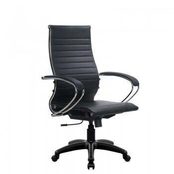 Кресло Samurai Ultra SK-2-BK 10 PL черный, кожа NewLeather - оптово-розничная продажа