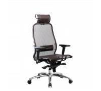 Кресло Samurai S-3.04 сетка, коричневый