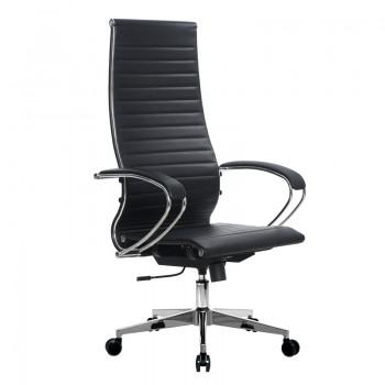 Кресло Samurai Ultra SK-1-BK 8 CH-2 черный, кожа NewLeather - оптово-розничная продажа