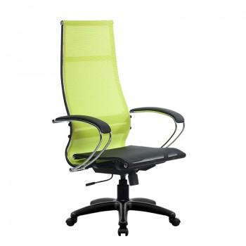 Кресло Samurai Ultra SK-1-BK 7 PL желтый, сетка - оптово-розничная продажа