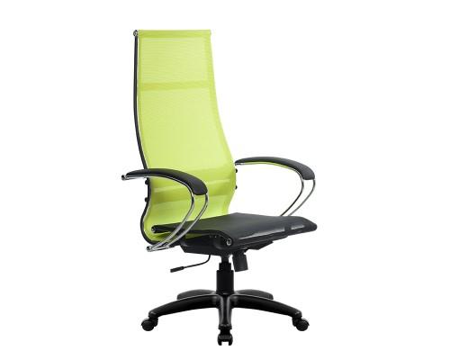 Кресло Samurai Ultra SK-1-BK 7 PL желтый, сетка