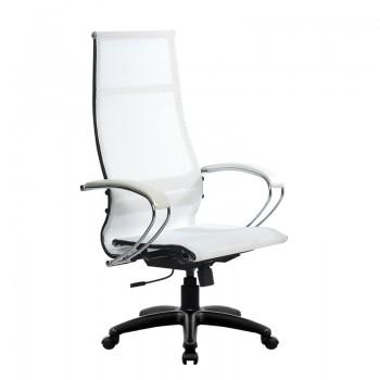 Кресло Samurai Ultra SK-1-BK 7 PL белый, сетка - оптово-розничная продажа