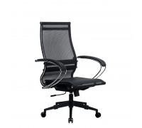 Кресло Samurai Ultra SK-2-BK 9 PL-2 черный, сетка