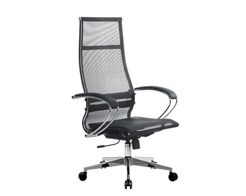 Кресло Samurai Ultra SK-1-BK 7 CH-2 черный, сетка