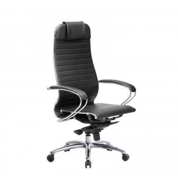 Кресло Samurai K-1.04 кожа, черный - оптово-розничная продажа