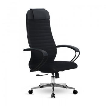 Кресло Samurai Ultra SU-1-BP 21 CH-2 черный, ткань - оптово-розничная продажа