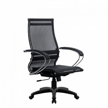 Кресло Samurai Ultra SK-2-BK 9 PL черный, сетка - оптово-розничная продажа