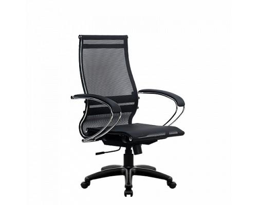 Кресло Samurai Ultra SK-2-BK 9 PL черный, сетка