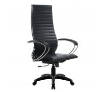 Кресло Samurai Ultra SK-1-BK 8 PL черный, кожа NewLeather