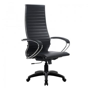 Кресло Samurai Ultra SK-1-BK 8 PL черный, кожа NewLeather - оптово-розничная продажа