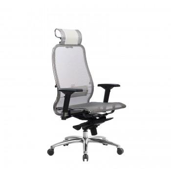 Кресло Samurai S-3.04 сетка, белый лебедь - оптово-розничная продажа