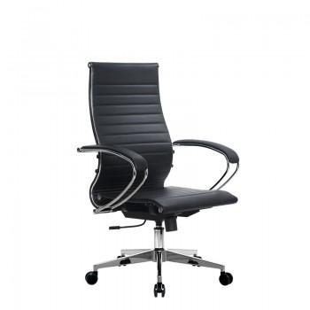 Кресло Samurai Ultra SK-2-BK 10 CH-2 черный, кожа NewLeather - оптово-розничная продажа