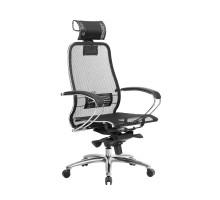 Кресло Samurai S-2.04 сетка, черный