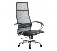 Кресло Samurai Ultra SK-1-BK 7 CH черный, сетка