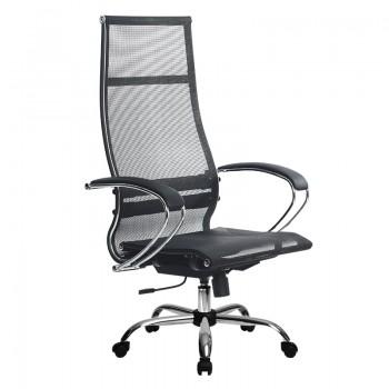 Кресло Samurai Ultra SK-1-BK 7 CH черный, сетка - оптово-розничная продажа